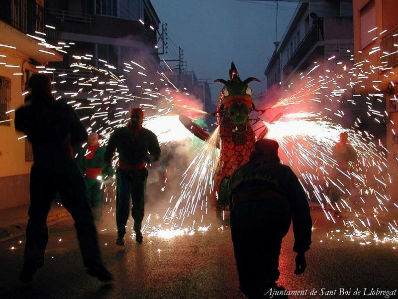 Festa major a sant boi de llobregat fires festes oci i for Sofas sant boi de llobregat