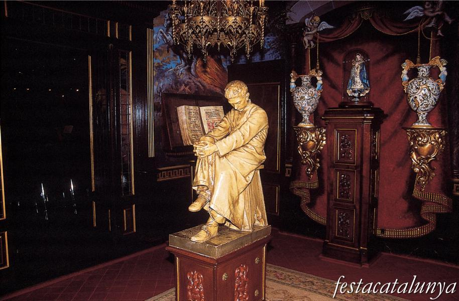 Casa museu torres i amat a sallent fires festes oci i - Casa torres barcelona ...
