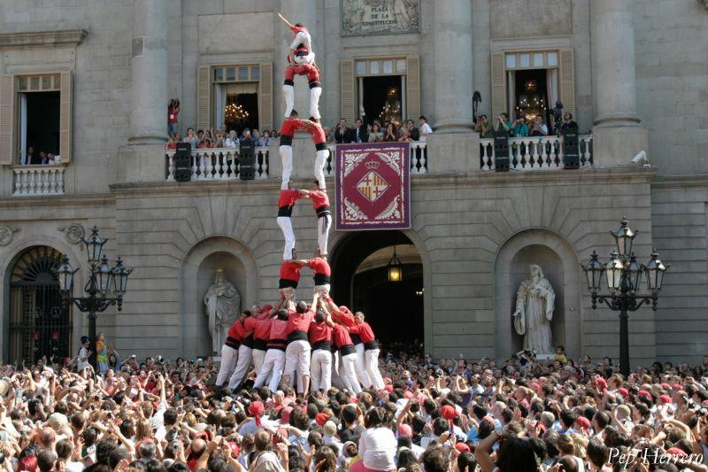 Festa de la Merce Barcelona