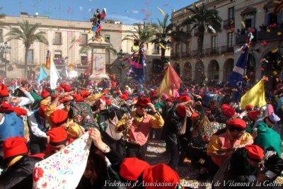 Vilanova i la Geltrú - Carnaval (Foto: Federació d'Associacions pel Carnaval de Vilanova i la Geltrú)