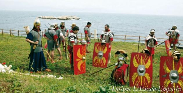 Escala, L' - Triumvirat Mediterrani (Foto: Turisme L'Escala-Empúries)