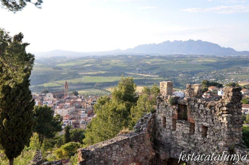 Resultat d'imatges de gelida poble castell