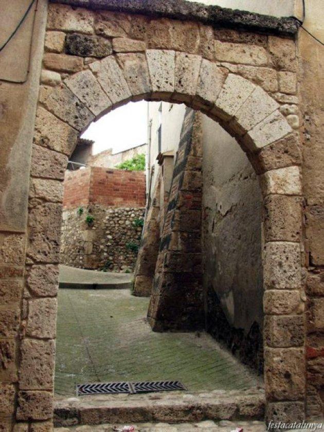Piera - Portal del nucli antic - Nucli Antic de PIera