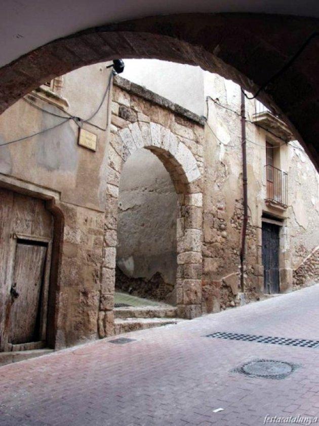 Piera - Portal del nucli antic -Nucli Antic de PIera