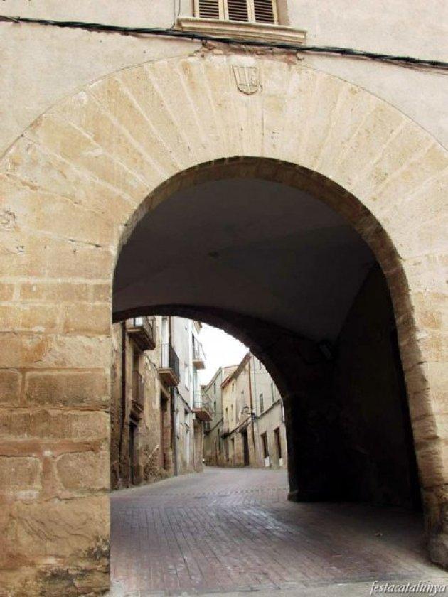 Piera - Portal d'en Romanyà - Nucli Antic de PIera