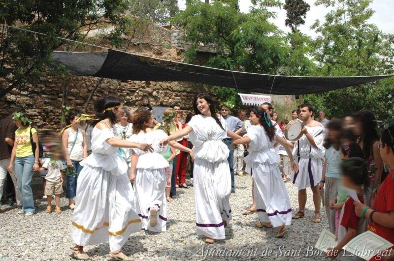 Ludi rubricati festa romana a sant boi de llobregat - Sofas sant boi de llobregat ...