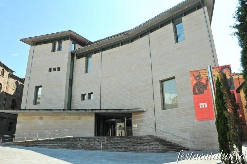 Museu Episcopal de Vic - Fires, festes, oci i llocs per visitar.