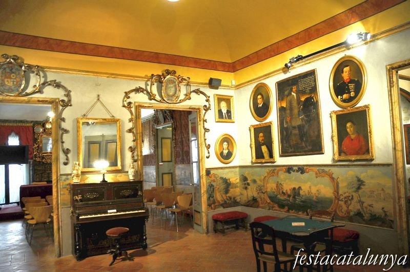 Casa museu can trincheria d 39 olot fires festes oci i - Tens casa olot ...