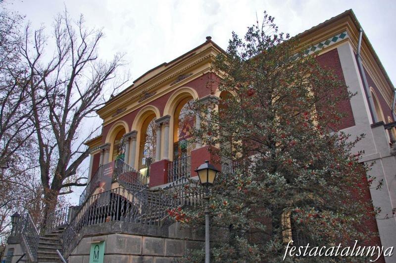 Museu dels volcans a la casa sureda castanys d 39 olot - Tens casa olot ...