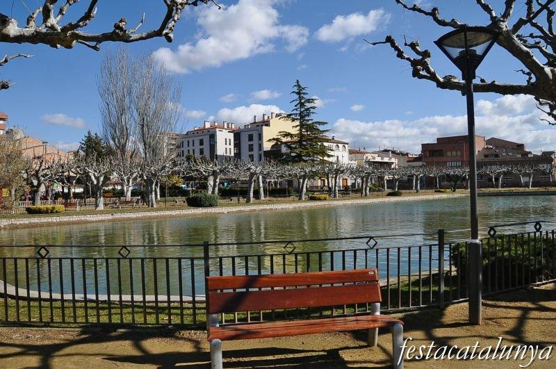 Passeig del terrall fires festes oci i llocs per visitar for El tiempo les borges blanques