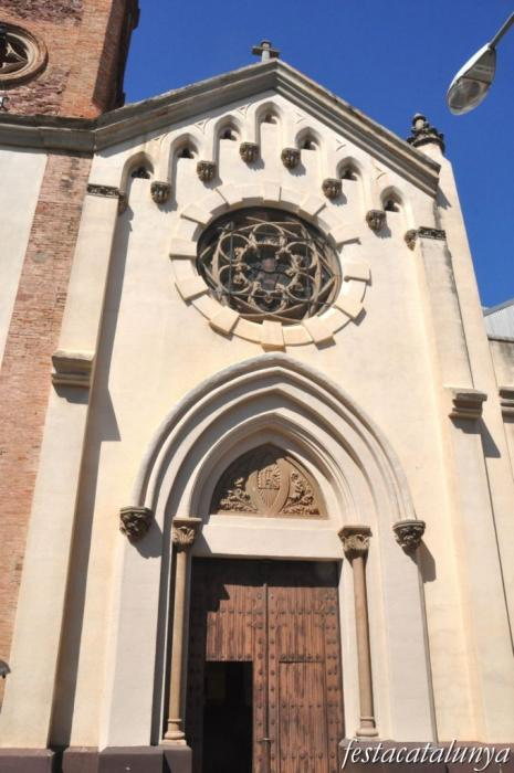 Resultado de imagen de esglesia de sant joan de matadepera