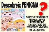 Descobreix l�Enigma - Associaci� Coordinadora de Pessebres Vivents de Catalunya