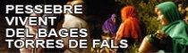 Fonollosa - Pessebre Vivent del Bages a les Torres de Fals