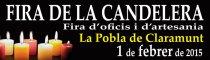 Pobla de Claramunt, La - Fira de la Candelera 2015