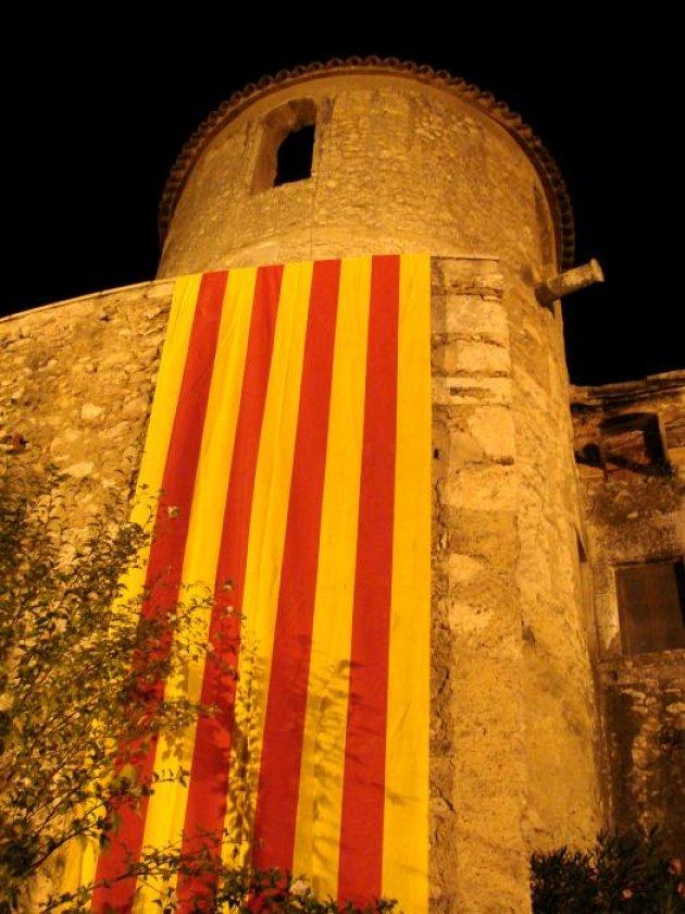 Santa Margarida i els Monjos - Diada Nacional de Catalunya