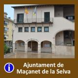 Maçanet de la Selva - Ajuntament