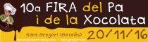 Sant Gregori - Fira del Pa i la Xocolata 2016