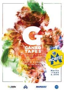 Sant Feliu de Guíxols - Ganxotapes primavera 2017