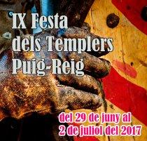 Puig-reig - Festa dels Templers 2017