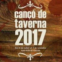 Sant Feliu de Guíxols - Cançó de Taverna 2017