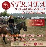 Rubió - Fira del Cavall Strata 2017