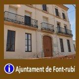 Font-Rubí - Ajuntament