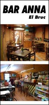 El Bruc - Bar Anna