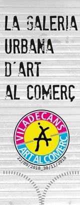 Viladecans - Festival Art al Comerç 2018