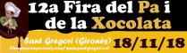 Sant Gregori - Fira del Pa i la Xocolata 2018