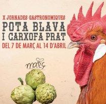 El Prat de Llobregat - Jornades Gastronòmqiues Pota Blava i Carxofa Prat 2019