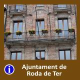 Roda de Ter - Ajuntament
