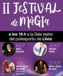 Llívia - Festival de Màgia 2019
