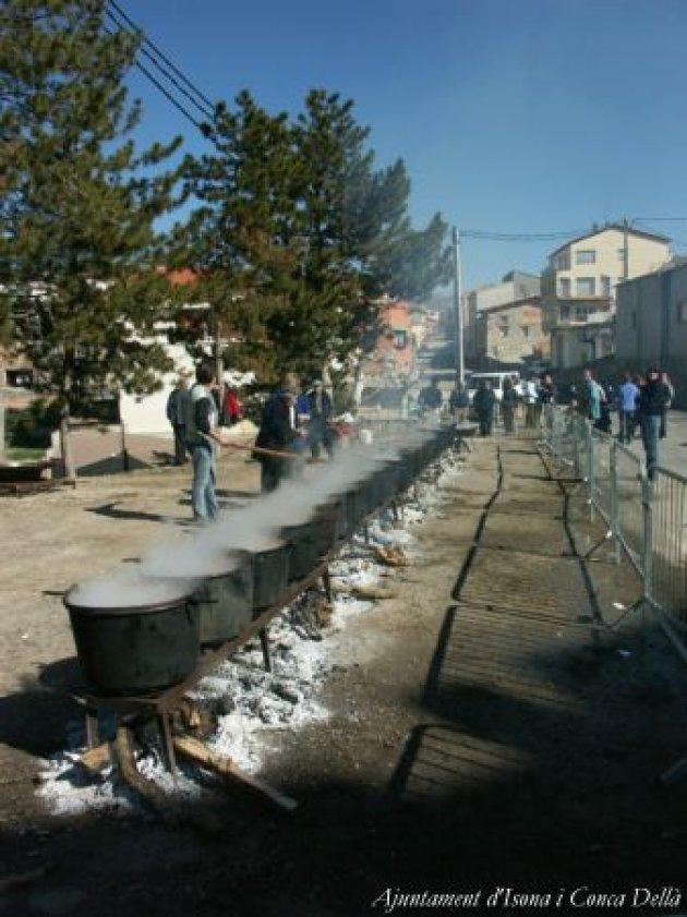 Isona - Festa de la Guixa (Foto: Ajuntament d'Isona i Conca Dellà)