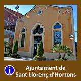 Sant Llorenç d'Hortons - Ajuntament