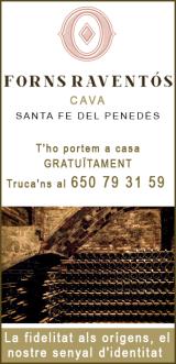 Santa Fe del Penedès - Cava Forns Raventós