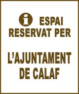 Calaf - Anunci no disponible