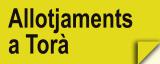 Allotjaments a Torà