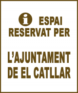 El Catllar - Anunci no disponible