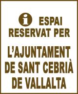 Sant Cebrià de Vallalta (Anunci no disponible)