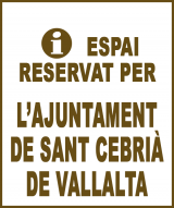 Sant Cebrià de Vallalta (Anunci no disponible)