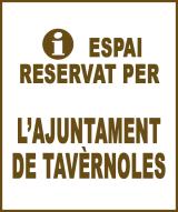 Tavèrnoles - Anunci no disponible