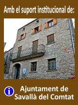 Savallà del Comtat - Ajuntament