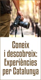Coneix i descobreix: Experiències per Catalunya
