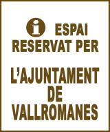 Vallromanes - Anunci no disponible