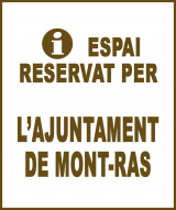 Mont-ras - Anunci no disponible