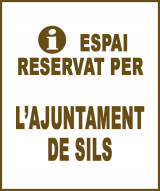 Sils - Anunci no disponible