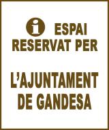 Gandesa - Anunci no disponible