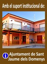 Sant Jaume dels Domenys - Ajuntament