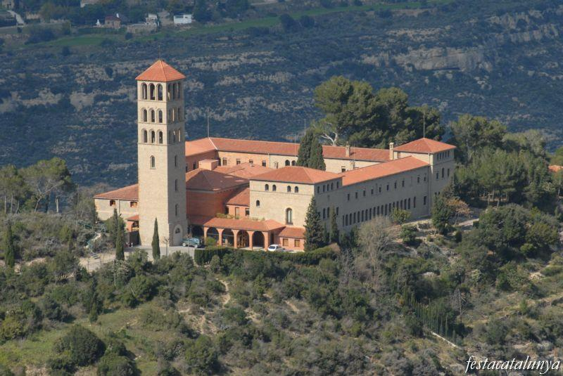 Resultado de imagen de el Monasterio de Sant Benet de Montserrat,