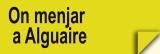 On Menjar a Alguaire (Restaurants)